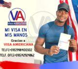 Asesoría y Tramite de visa a EEUU