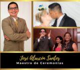 Animador de Matrimonios Cristianos, quinceañeras y cualquier clase de evento.