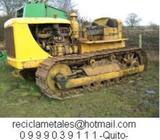 Compra de equipo caminero, 0999039111 maquinarias industriales, transportes de toda clase obsoletos