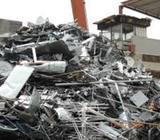 Gestión ambiental de residuos sólidos, reciclaje de chatarra, maquinarias, motores, cables en desuso
