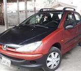 Peugeot 206 2004 1.4 Flamante