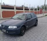 Volkswage Gol 1.8 Añ 2003 Matricula 2018