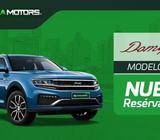 Nueva Domy X7 2018 China Motors