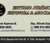 Abogados Estudio Jurídico Espinoza