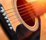 Cantante Y Guitarrista para Tus Fiestas