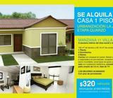 Alquiler Casa 1 Planta La Joya Quarzo