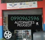 Repuestos Peugeot Citroen 0990962596