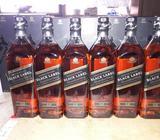 Whisky Johnnie Negro 1 litro a $45