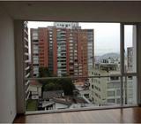 Suite en Alquiler, Moderna Piso Alto, Vista, Gonzâlez Suârez