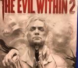 The Evil Within 2 Juego Play 4