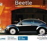 volkswagen Beetle AUTOSIERRA
