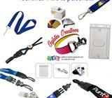 cintas porta credenciales instucionales