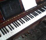 clase de piano