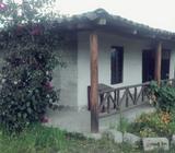 Hermosa Casa de Campo en Cuicocha