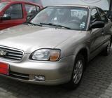 Chevrolet Esteem Mod 2004