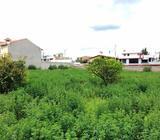 Venta de terreno central, frente al Hospital de Cotacachi