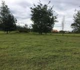 Venta de terreno en Cotacachi, junto al Cine Ami, Sector San José