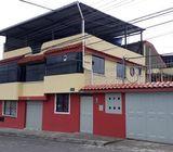 Vendo Casa Rentera Sur de Quito Ciudadela del Ejercito
