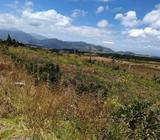 Venta de Finca Cotacachi/ Sector Ucshapungo en Cuicocha
