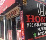 Tienda Especializada Honda