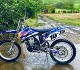 Yamaha 450 Yz