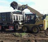 Servicio de retiros de desalojos de escombros limpieza de material