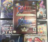 Vendo Juegos de Coleccion Gamecube