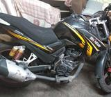 Vendo Moto Shineray Negociable