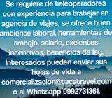Teleoperadores