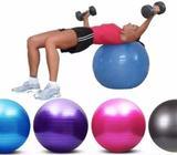 Pelota De Pilates Gym Ball Yoga Gimnasia Fitness 85 Cm 85cm