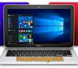 Laptop Portatil Dell Quad Core 4gb 500gb Led Touch 11.6 I3/I5/I7 Nueva PRECIO INCLUYE IVA