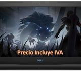 "Laptop Portatil Dell Intel Core I7 8va 8gb 1Tb 128SSD 4GB Video Led 15.6"", I3 I5 PRECIO INC. IVA ENT"