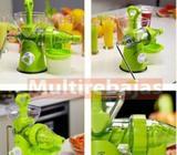 Maquina Extractora De Jugos Manual Para Frutas Y Verduras
