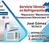 Tecnicos En Neveras Aire Acondicionado Mantenimientos Instalaciones Refrigeracion