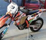 Ktm 450 Año 2012