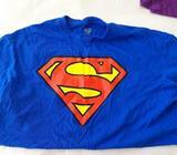 Camiseta de Superman Original Talla L