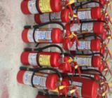 Recarga Y Mantenimiento de Extintores