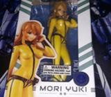 Bandai Figuarts Zero Yuki Mori Space Battle Ship Yamato 2199 Figura 100% Original