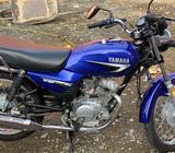 Yamaha Yb 125 Año 2018