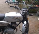 Vendo Moto Susuki Ax100