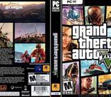 Grand Theft Auto V Juego Fisico