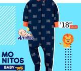 Monitos de bebe importados 0-3 MESES 3-6 MESES y 6-9 MESES