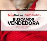 Vendedora/or Guayaquil