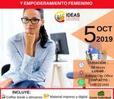TALLER PRÁCTICO DE LIDERAZGO EMPRESARIAL Y EMPODERAMIENTO FEMENINO