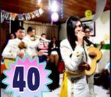 Mariachi Fiesta Cumpleaños Sangolqui