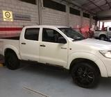 Toyota Hilux CD 4X4 Diesel