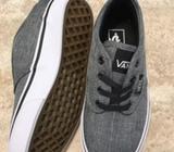 Zapatos Vans Niño Nuevos