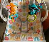 Silla Vibradora de Bebe
