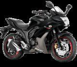 MOTO SUZUKI GSX150SF 4500