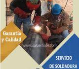 SOLDADURA SERVICIO DE SOLDADURA INDUSTRIAL SOLDADURA ESPECIAL SOLDADURA